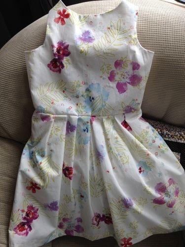 Makerist - Kleidchen  für eine Hochzeitsfeier - Nähprojekte - 1