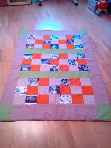 Makerist - Geburtstagsgeschenk - Patchwork-Projekte - 1