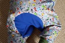 Makerist - Wiedermal ein Superschnitt,der Frechdachs von Lilabrombeerwölkchen und das auch noch als Freebook - 1