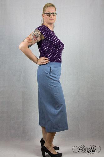 Makerist - Culotte Chloe aus Jeans - Nähprojekte - 2