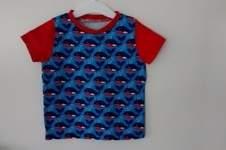Makerist - Langarmshirt für Kinder kurzarm  - 1