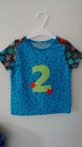 Makerist - Langarmshirt für Kinder kurz - Nähprojekte - 1