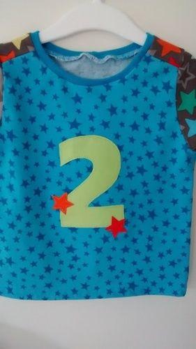 Makerist - Langarmshirt für Kinder kurz - Nähprojekte - 2