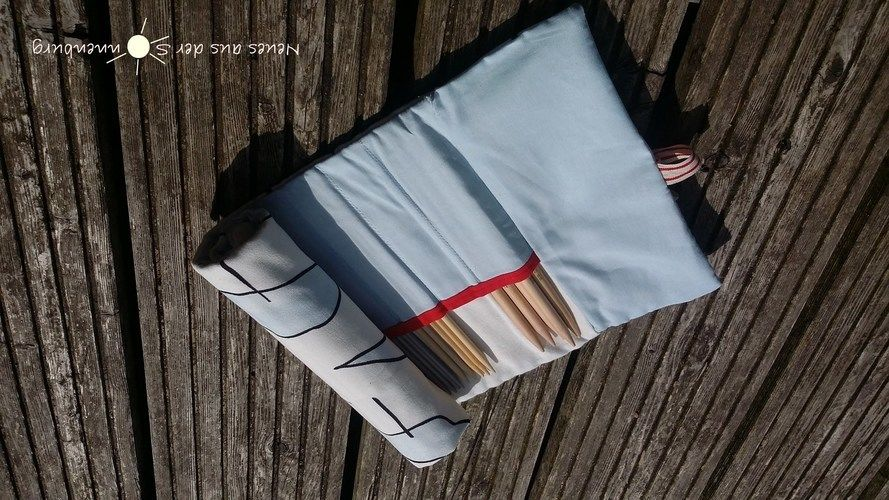 Makerist - Nadelrolle für Strickspiele - Nähprojekte - 2