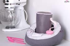 Makerist - Eins, Zwei, Brei..... die Küchenmaschine von shesmile - 1