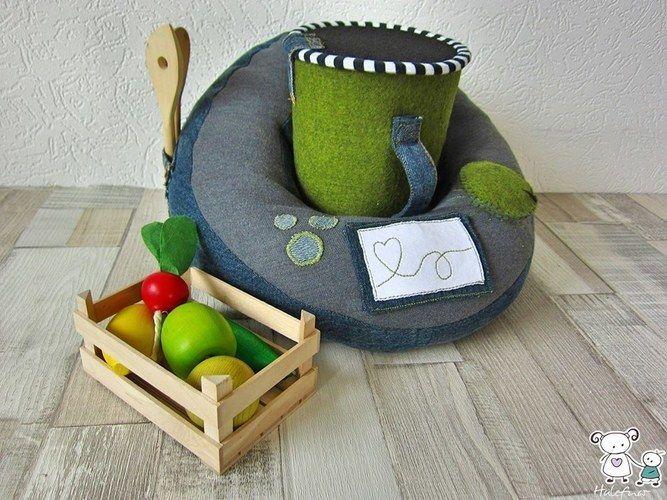 Makerist - Eins,zwei, Brei Küchengerät  - Nähprojekte - 1