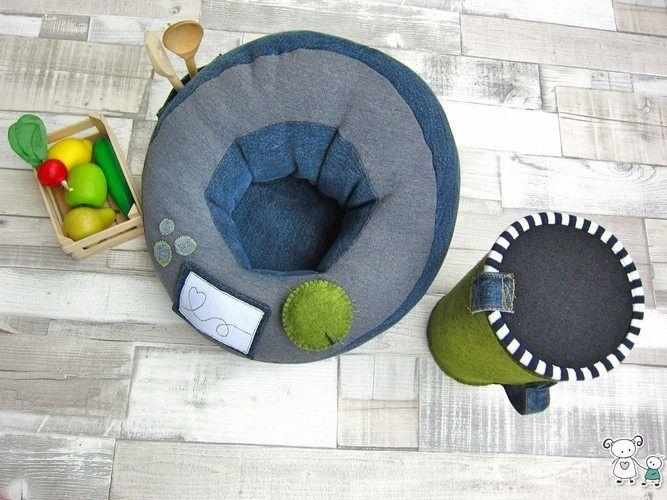 Makerist - Eins,zwei, Brei Küchengerät  - Nähprojekte - 2
