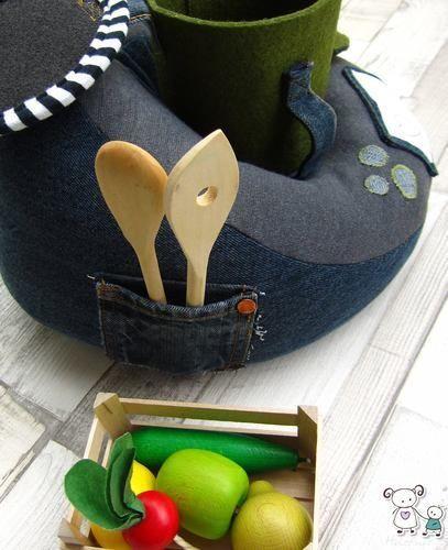 Makerist - Eins,zwei, Brei Küchengerät  - Nähprojekte - 3
