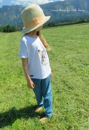 Makerist - Pamina und Chilly für Kinder - Nähprojekte - 2