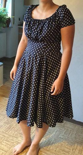 Makerist - Kleid Lara von Laveya-Schnitte - Nähprojekte - 1