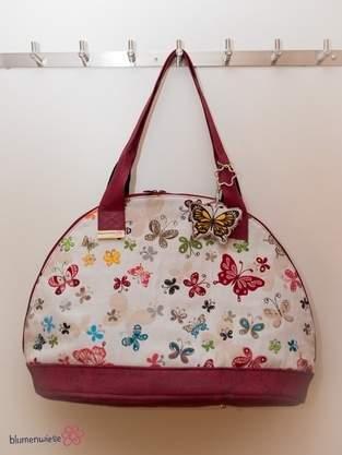 Makerist - Bogentasche aus Kork und Canvas - 1