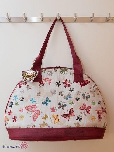 Makerist - Bogentasche aus Kork und Canvas - Nähprojekte - 2