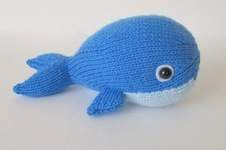 Makerist - Bob the Blue Whale - 1