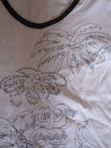 Makerist - Sticken mit der Nähmaschine - Textilgestaltung - 2