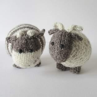 Makerist - Bramble Goat and Chestnut Cow - 1