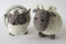 Makerist - Bramble Goat and Chestnut Cow - 1