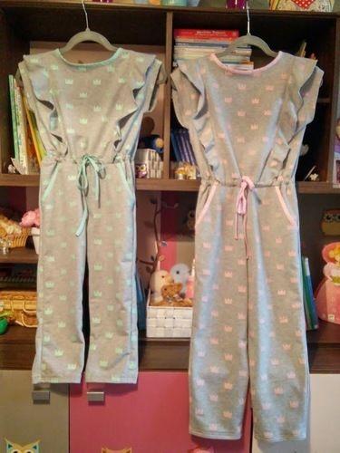 Makerist - combinaison pantalon enfant  - Créations de couture - 1