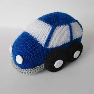 Makerist - Bubble Car - 1
