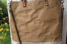 Makerist - SnapPap Tasche mit Lederhenkel - 1