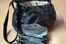 Makerist - Tasche und passende Geldbörse - 1