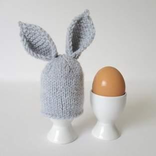 Makerist - Bunny Ears Egg Cosy - 1