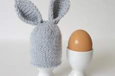 Makerist - Bunny Ears Egg Cosy - 1