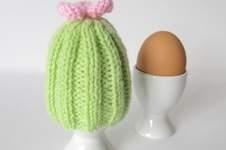 Makerist - Cactus Egg Cosy - 1