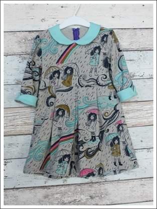 Makerist - Jersey Kleid - 1