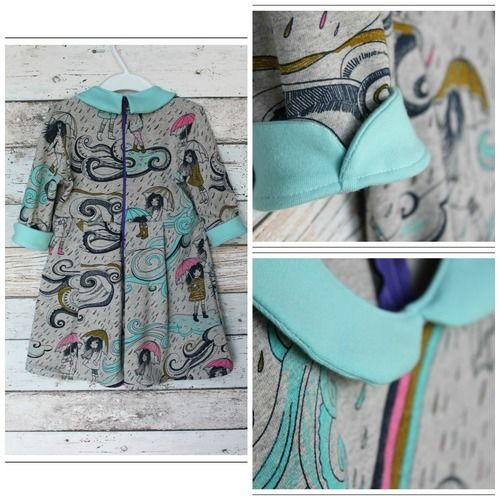 Makerist - Jersey Kleid - Nähprojekte - 2