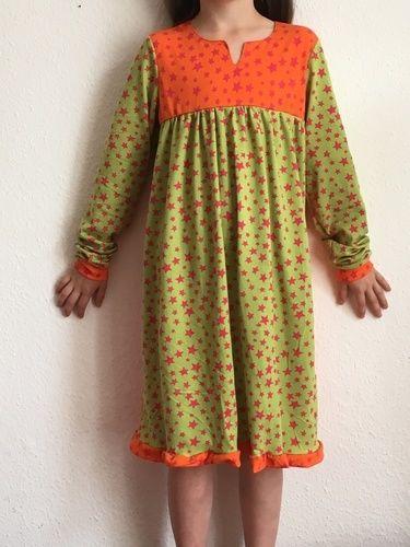 Makerist - Bohemien Skirt als Nachthemd  - Nähprojekte - 1