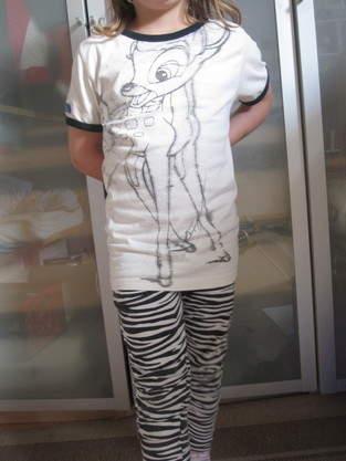 Makerist - altes Shirt wird Kindershirt - 1