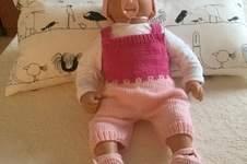 Makerist - Babyhöschen mit passenden Schühchen - 1