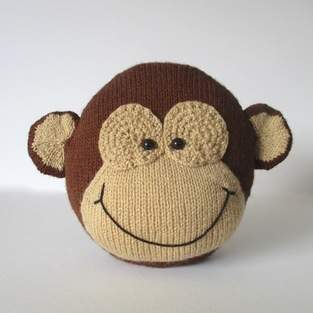Makerist - Charlie the Monkey - 1