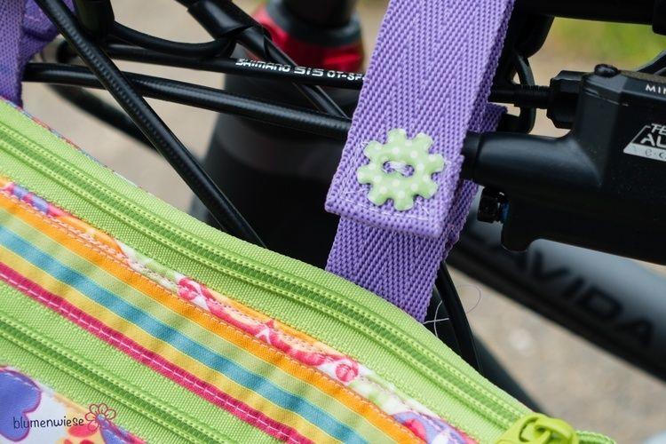 Makerist - Lenkertasche für's Fahrrad - Nähprojekte - 3