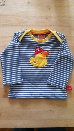Makerist - Baby Basic Shirt von Kid5 - Nähprojekte - 1