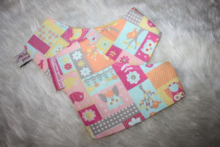 Makerist - Halstuch für Baby`s oder Kleinkinder aus Baumwollmischung - Nähprojekte - 1