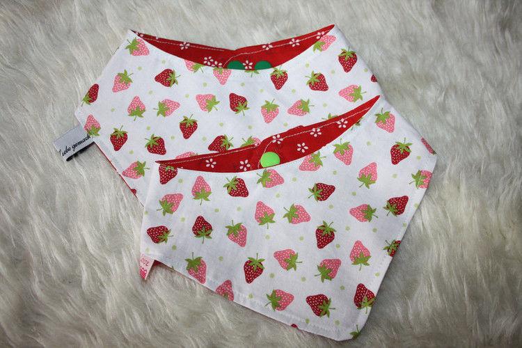 Makerist - Halstuch für Baby`s oder Kleinkinder aus Baumwollmischung - Nähprojekte - 2