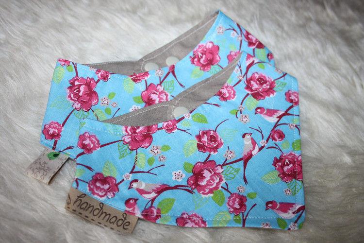 Makerist - Halstuch für Baby`s oder Kleinkinder aus Baumwollmischung - Nähprojekte - 3