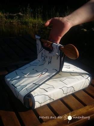Makerist - Thermotasche - so bleibt der Auflauf heiß! - 1