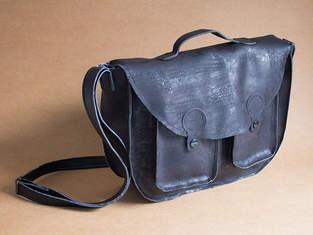 Makerist - Retrotasche aus Kork mit Innenfutter - 1
