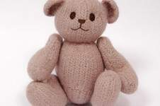 Makerist - Felted Teddy  - 1