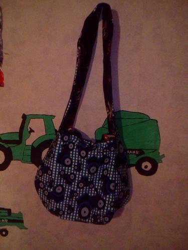 """Makerist - Tasche """"Little Elli"""" - Nähprojekte - 1"""