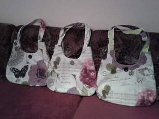Makerist - Kreta-Memorial-Bags aus Baumwollstoff - 1