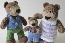 Makerist - The Three Bears - 1
