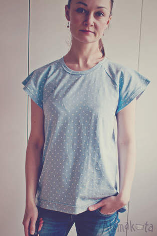 Makerist - Shirt Laisa von Silke Türck - 1
