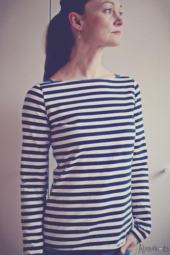 Makerist - Shirt FrauMarlene von fritzi - Nähprojekte - 1