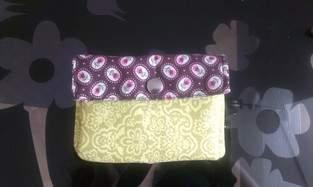 Makerist - erstes Portemonnaie, nur für mich B-) - 1