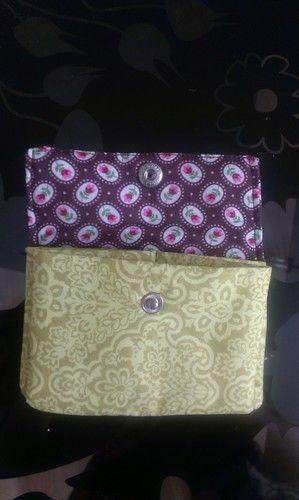 Makerist - erstes Portemonnaie, nur für mich B-) - Nähprojekte - 2