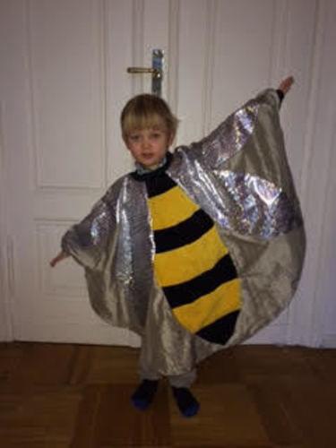 Makerist - Biene Costume für Kinder - Nähprojekte - 1