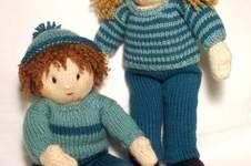 Makerist - Jesse and Josie dolls  - 1